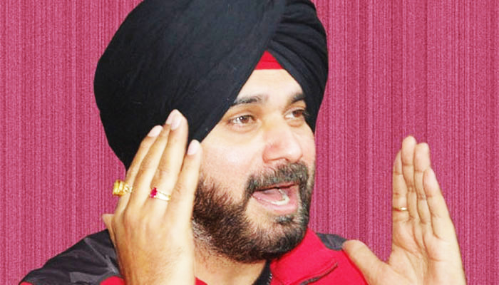 Minister, Navjot Singh Sidhu, Political, Sixes, Editorial