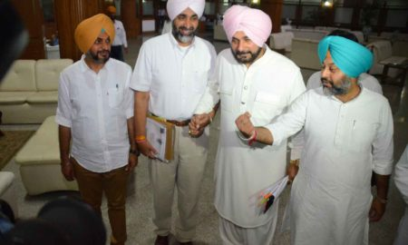 Punjab, Congress, launches, 'White Paper'