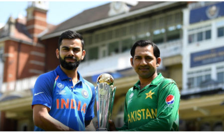 Champion Trophy, India, Pakistan, Final, Cricket, Sports