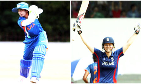 Team Mithali, Strong, England, Sports
