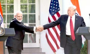 China, Pak, Worries, Trump-Modi, Meet, Article, Editorial