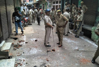 UP, Attack on Police, Cow killings