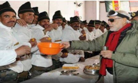 Siachen: Central, Government, Arun Jetly, Gift, Soldiers