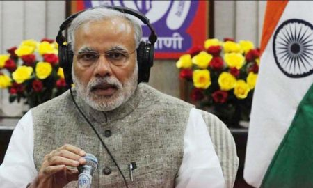 PM, Narendra Modi,, Mind, People, Radio, TV