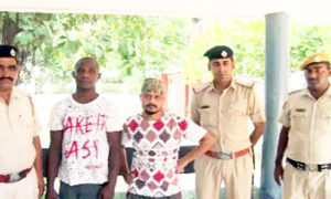 Heroin, Supplier.Nigerian, Arrested, New Delhi
