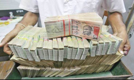 BLack Money Siezed, Finance Ministry Report , GOVT, Revealing,