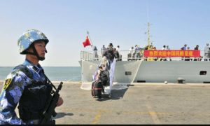 China military, Base, djibouti, India's Problems, Grow