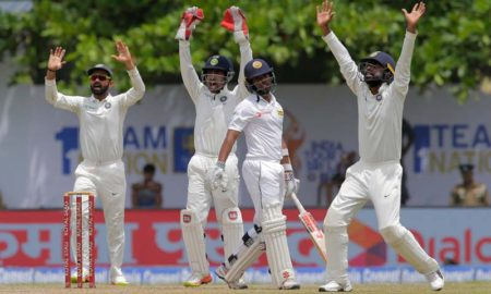 Team India, Win, Test Crecket Match, Srilanka, Sports