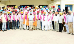Elementary Teachers Union, Make District unit, Amritsar
