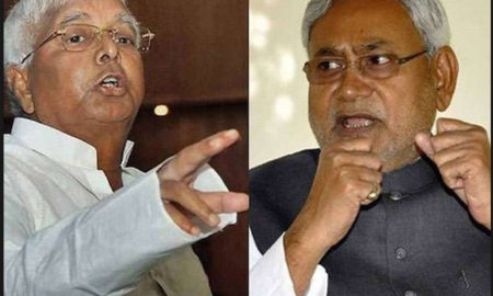 Corruption, Ethics, Politics, Lalu Yadav, Nitish Kumar, Article
