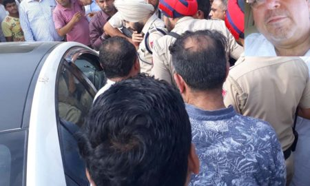 Businessman, Murder, Shot Died, Punjab Police
