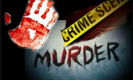 Murder, Daughter ,Gaziabad, Police case
