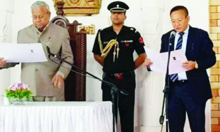 Nagaland, New Chief Minister, TR Jeliang