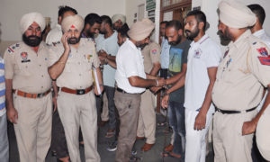 Four, Accused, Policeremand, Youth, Murder, Case