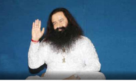 Never, Think, Negative, Dr Gurmeet Ram Rahim, Spiritually, Majlis