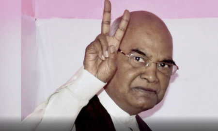 Ramnath kovind, Top, Presidential, Election, India
