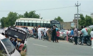 Died, Road, Accident, Jalalabad, Punjab