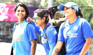 Indian, Women, Team, Preparing, ICC Woman World Cup