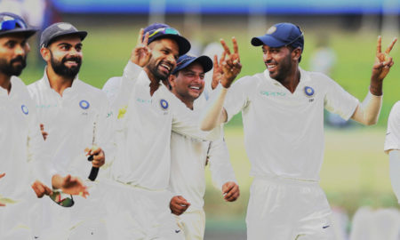 India, Srilanka, 3rd Test Match, Cricket, Sports