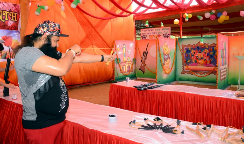 Indian Culture, 9Bar9 Carniwal Mela, Dera Sacha Sauda, Gurmeet Ram Rahim, Traditional Fair