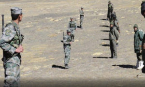 India, Enhances, Troop, Indian Army, China Border