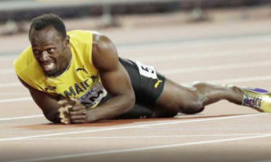 Disappointing, Bolt, Farewell, Athletics, Sports
