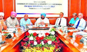 Cabnet Meeting, Punjab Govt, CM, Amrinder Singh, Real Estate Project