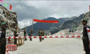 Doklam Conflict, China. India, Road, Sikkim, Media