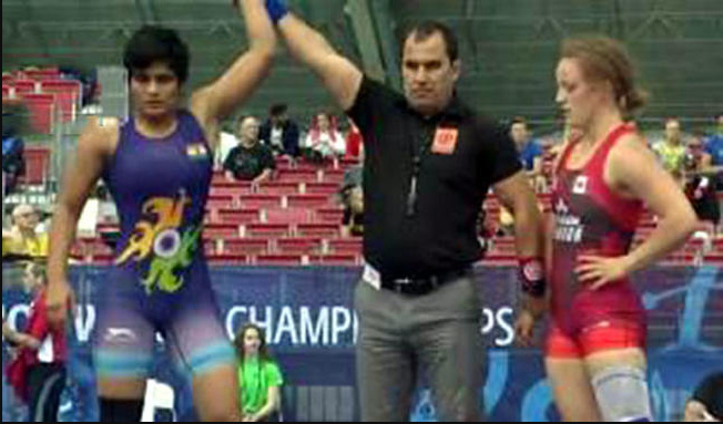 World Junior Compitition, Manju Kumari, Wins, Sports