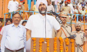 Manpreet Badal, Finance Minister, Debt Repayable, Farmers