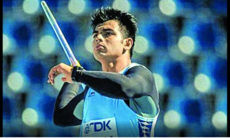 India, Athlete, Neeraj Chopra, Sports, World Championship