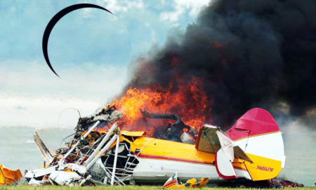 Airoplane, Crash, Pilot, Died