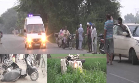 Road Accident, Death, Kapurthala