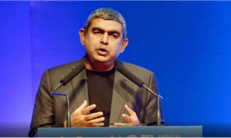 Infosys, CEO, MD, Vishal Sikka, Resign