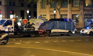 Spain, Terror Attack, Dangerous, Terrorism, Editorial