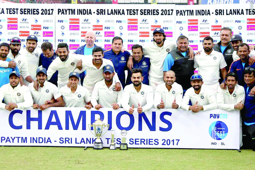 india, cricket test series, sri lanka