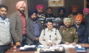 CIA Ferozepur, Arrested, Heroin, Drug Money, Punjab Police