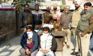 Arrested, Fake, Currecny, Young Men, Amritsar, Police