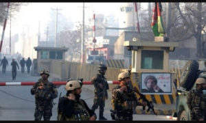 Suicide, Attack, Kabul, Deaths
