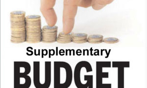 Present, Supplementary, Budget, UP
