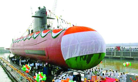 Calvary Submarine, Navy, Warships, PM, Narendra Modi