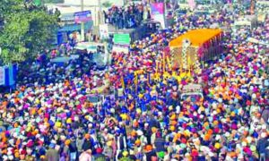 Punjab Government, Ban , Political Conferences, Shahidi Jod Mela