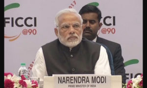 FICCI, PM, Narendra Modi, Money, Banks