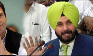 Navjot Sinngh Sidhu,congrates, Rahul Gandhi, Election