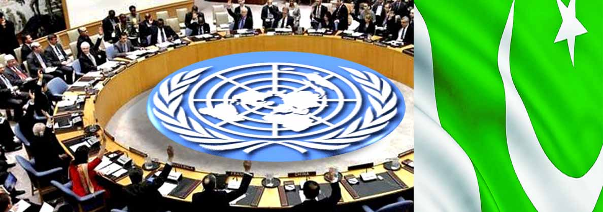 Kashmir Issue, Raised, Pakistan, United_Nations_Security_Council