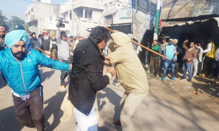 Violence, Incidents, Patiala, MunicipalCorporationElections