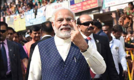 Gujarat Election,PM, Narendra Modi, Vote