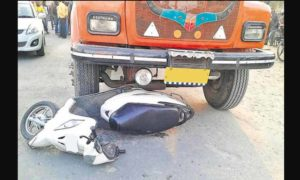Woman, Killed, Road Accident, Injured