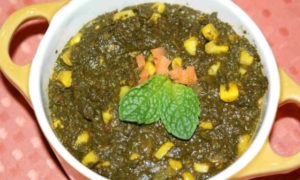 Spinach, Corn, Vegetable, House, Make