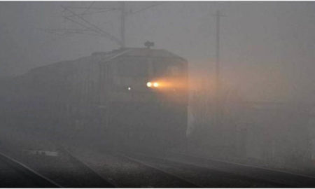 Trains, Canceled, Fog, North India